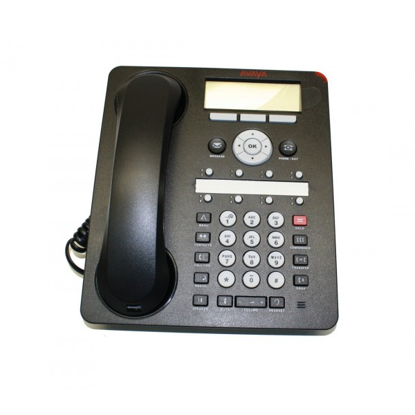Avaya 1608-I BLK IP PHONE