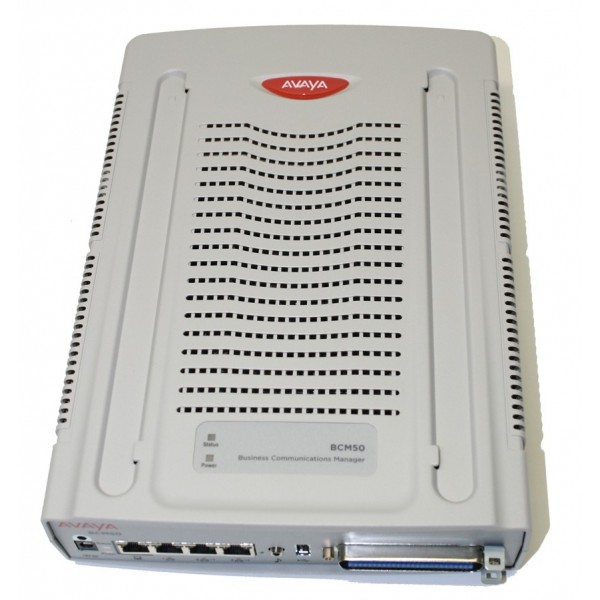 BCM50  (4X8X2X2 IP W/VM8) BUNDLE
