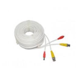 50' Siamese Pre-made cable