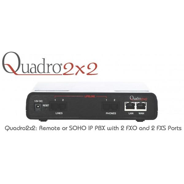 Epygi Quadro 2x2 IP PBX
