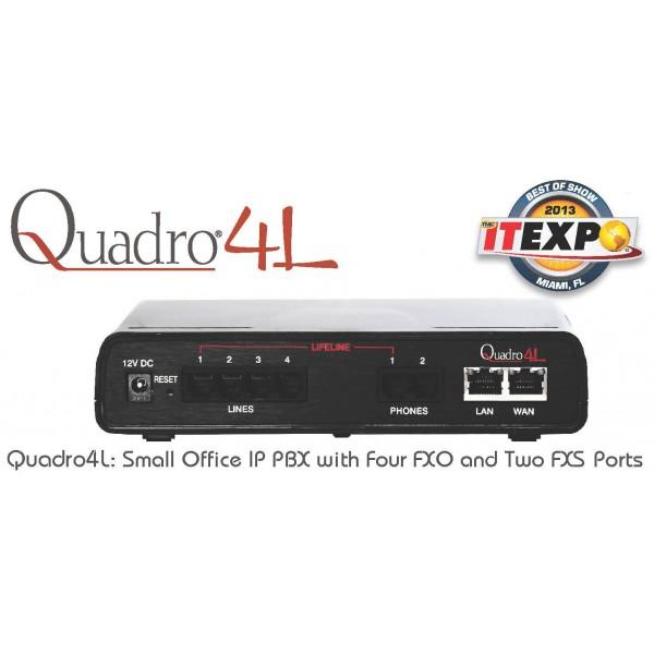 Epygi Quadro 4L IP PBX