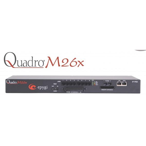 Epygi Quadro M26X IP PBX