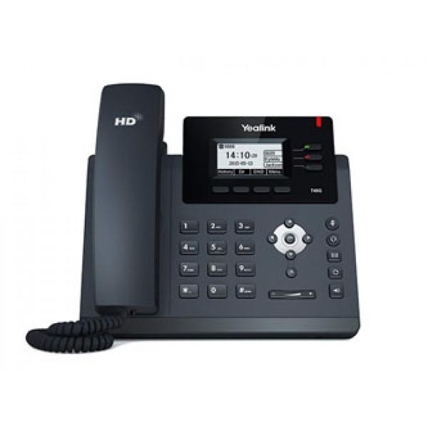 Yealink IP Phone - SIP-T40G (w/o PS)