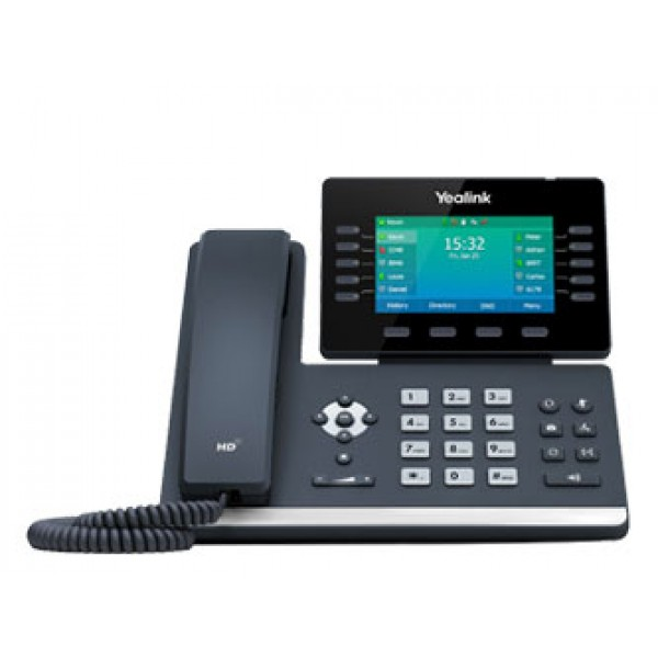 Yealink IP Phone - SIP-T54W (w/o PS)