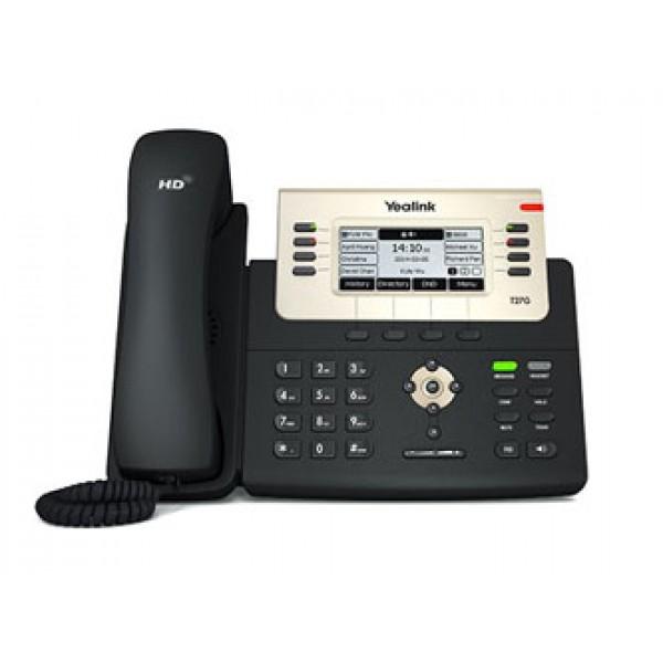 Yealink Enterprise HD IP Phone - SIP-T27G (w/o PS)