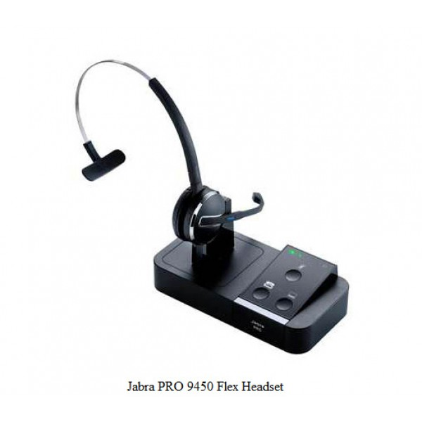 Jabra 9450 Flex Wireless Headset